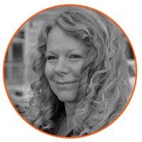 Katarzyna Dragović prowadzi kurs copywriting / art direction