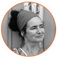 Małgorzata Druska prowadzi kurs copywriting / art direction